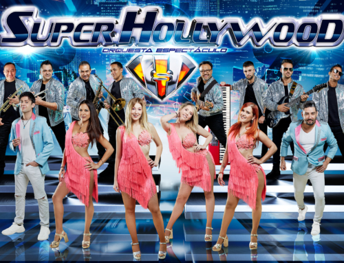 SUPER HOLLYWOOD REINICIA SU GIRA EN NAVARRA 30.11.2020